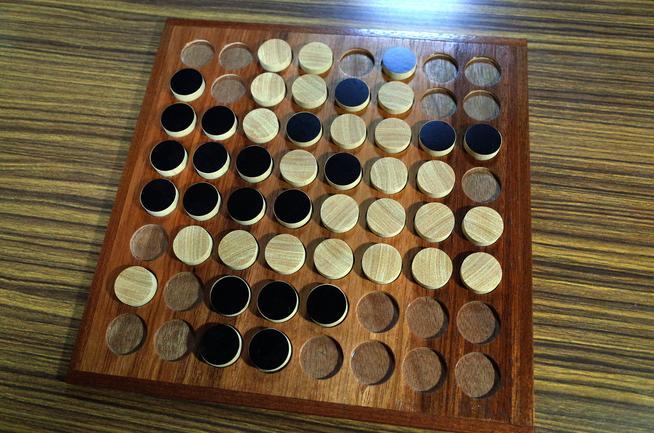 木製オセロ・木製リバーシ