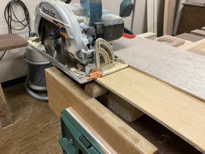木製オセロ・リバーシ自作
