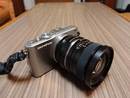 PL3+24mm F2.8