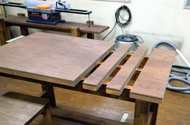 木工作業台