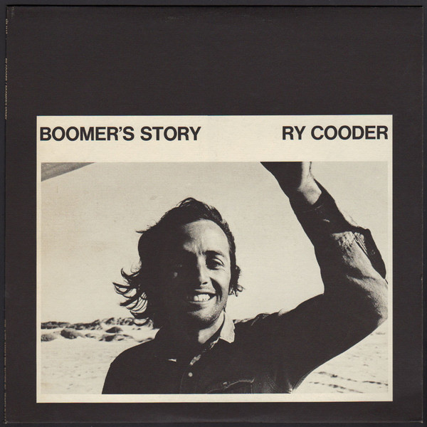 Ry Cooder ‎- Boomer's Story